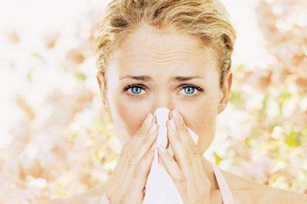 gydymas alerginio rinito