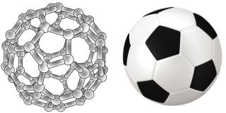 фуллерен молекула