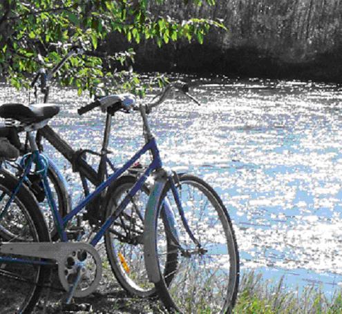 infarkt na bicykli