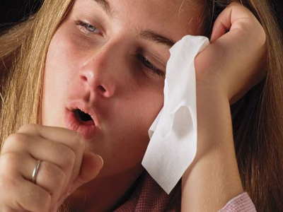 过敏性咳嗽